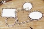 Monograce - 5 frames - 5 ramek