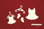 Babyland - sukieneczka zestaw