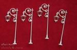 Latarenka 01 zestaw - Park Avenue lantern 01 set