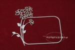 Daffodil frame - Żonkil ramka 06
