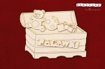 Babyland - skrzynia toy chest