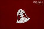 2-warstwowy dzwonek - Idea d'oro - 2-layers bell