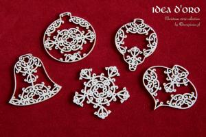 Zestaw Świąteczny - Idea d'oro - Christmas set