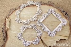 Lace doily - Doilies- set of napkins