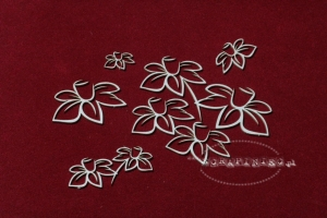 Daffodil petals - płatki żonkili