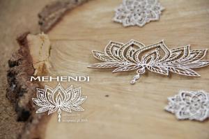 Mehendi - Lotus