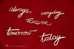 Brush art script - Always