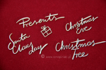Brush art script - Presents