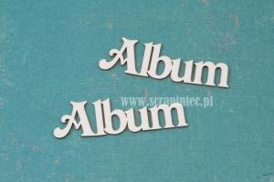Album - napis
